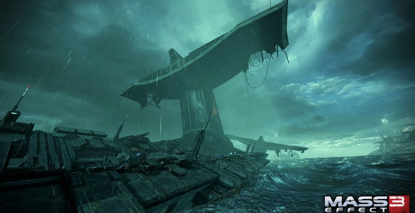 BioWare details Leviathan and Firefight Mass Effect 3 DLC