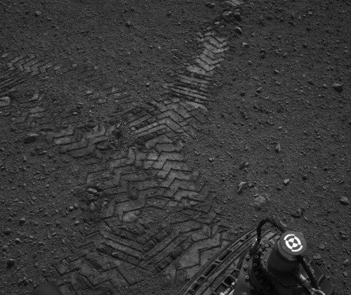 Curiosity becomes First roving machine on Mars