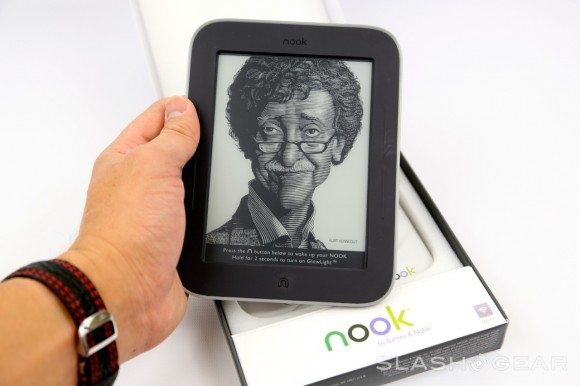 Nook heads to UK to convert e-reading nation