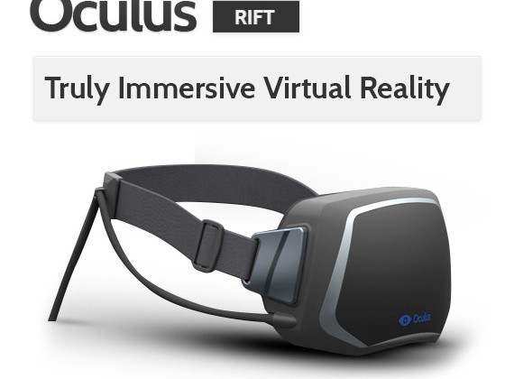 Oculus Rift surpasses Kickstarter goal in matter of hours