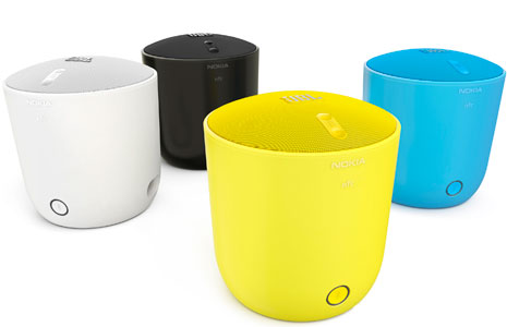 Nokia and JBL announce new portable NFC speakers for Lumia