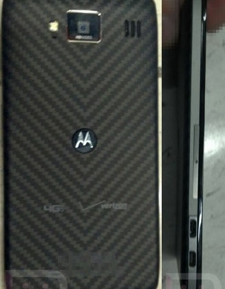 Motorola DROID RAZR HD specs tipped
