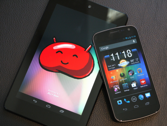 Verizon Galaxy Nexus Jelly Bean available from Google now