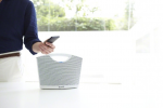 Sony NFC Wireless Bluetooth speaker SRS-BTM8 makes debut