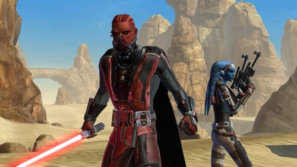 Pachter: The Old Republic could net 50m players with free-to-play switch