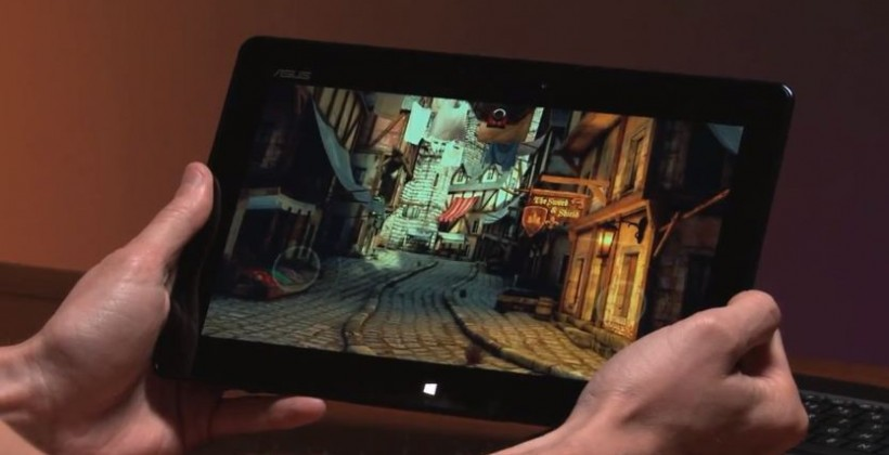 Epic and NVIDIA announce Unreal Engine 3 for Windows 8 and Windows RT