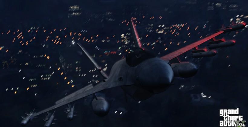 Grand Theft Auto V gets a trio of teaser screenshots