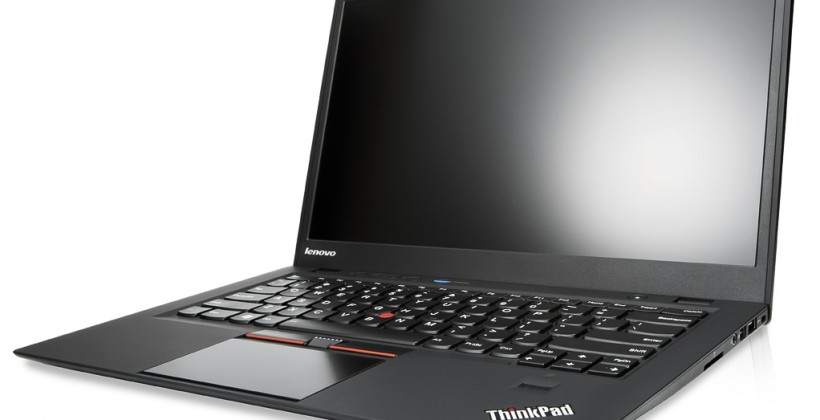 Lenovo ThinkPad X1 Carbon arriving by end of August