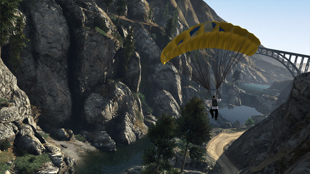 Rockstar deals another round of Grand Theft Auto V screens