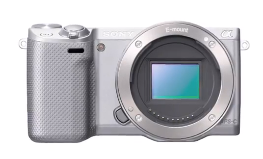 Sony NEX-5R revealed with video demo