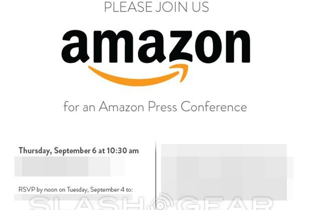 Amazon Kindle Fire reboot likely for West press event
