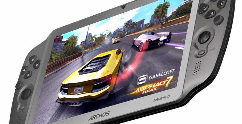ARCHOS GamePad gets physical for Android gaming