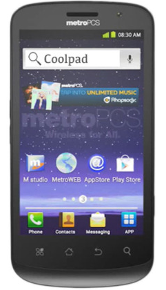 MetroPCS continues 4G LTE assault with Coolpad Quattro