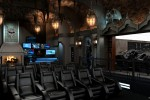 Dark Knight Batcave home theater prepped for real-life Wayne