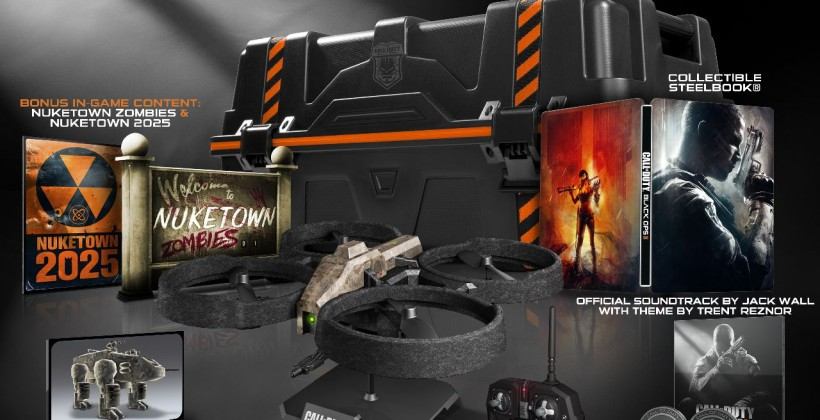 Activision details three Black Ops II special editions