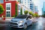 Ford C-Max Hybrid can go 570 miles on a single tank of gas