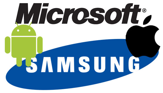 Apple patents licensed to Microsoft while Samsung declined