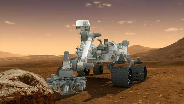 All systems go for Curiosity rover landing Monday morning