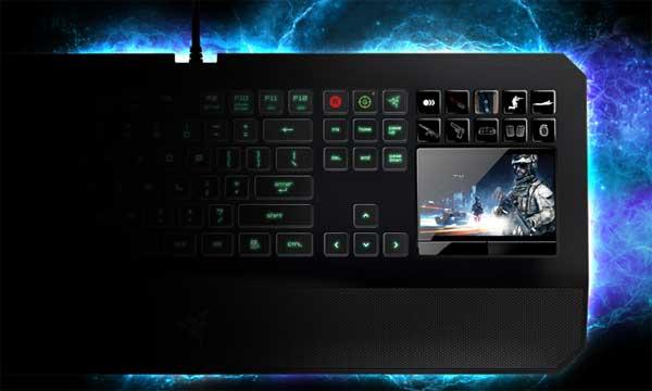 Razer DeathStalker Ultimate gaming keyboard surfaces