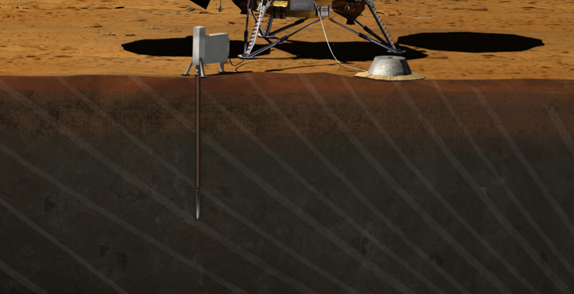 NASA InSight mission approved: we're heading back to Mars in 2016