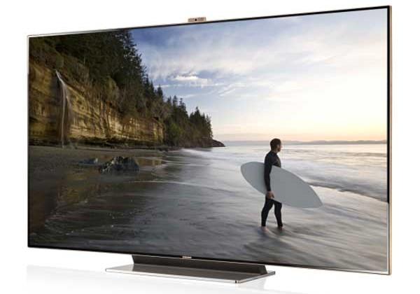 Samsung shows off ES9500 OLED TV and ES9000 Smart TV
