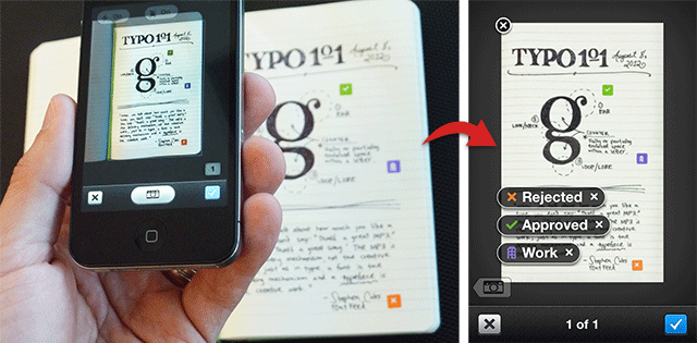 Evernote takes Moleskine into the notebook cloud