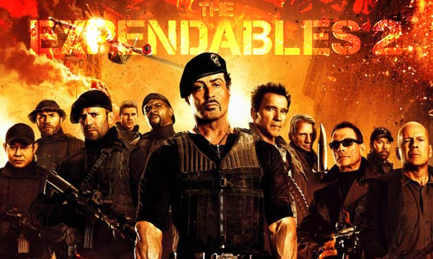 The Expendables 2 Review