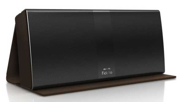 Philips unveils new Fidelio audio gear at IFA 2012