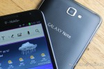 T-Mobile gets new phone collection in myTouch and Galaxy Note today