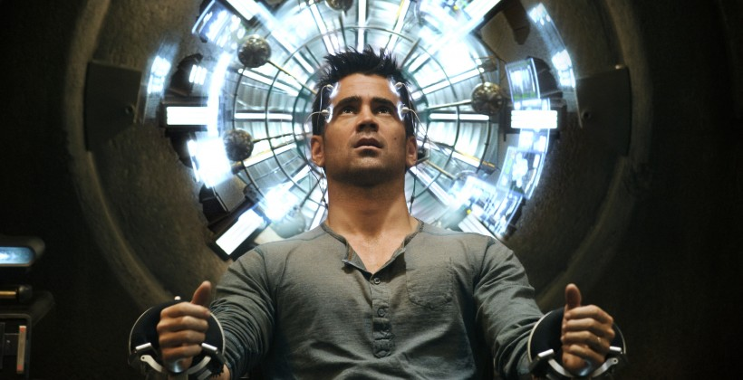 Total Recall Colin Farrell interview yields deep meaning for the sci-fi thriller