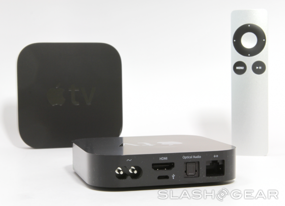 Apple tipped for live TV set-top box