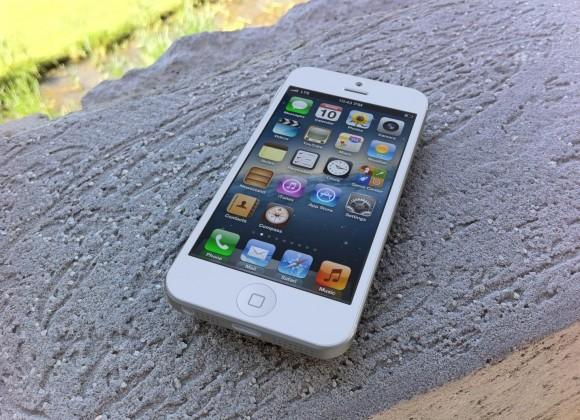 iPhone 5 rumors trigger highest Apple stock price ever