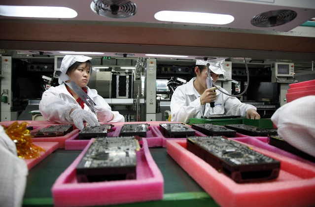 Apple supplier Foxconn gets positive FLA progress report