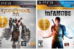 Sony introduces God of War, inFamous collections