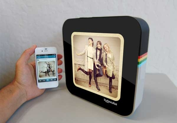 Instacube hits Kickstarter aiming to show off your Instagram feed