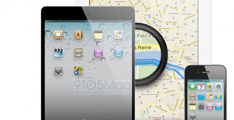 iPad mini design detailed