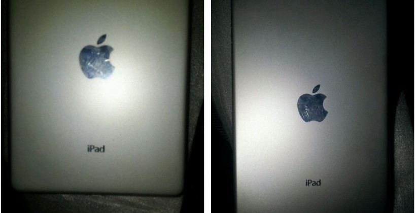 iPad Mini rear shell spotted in the wild