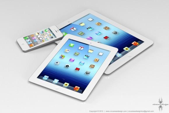 iPad Mini appears in Apple code as iPad 2 redux