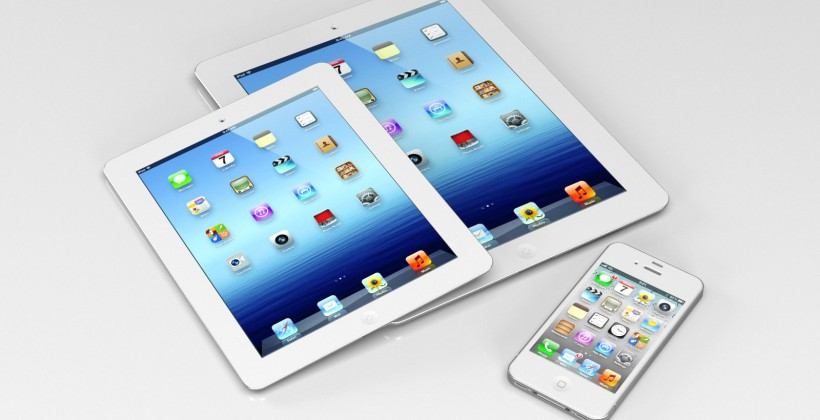 iPad mini due October after September iPhone 5 event tip sources
