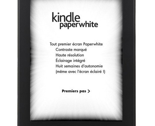 'Paperwhite' Kindle struts its stuff in leaked images