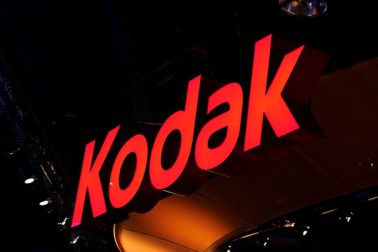 Kodak patent auction is off to a slow start