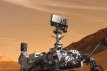 Curiosity gets curious: Rover lifts head and looks around Mars