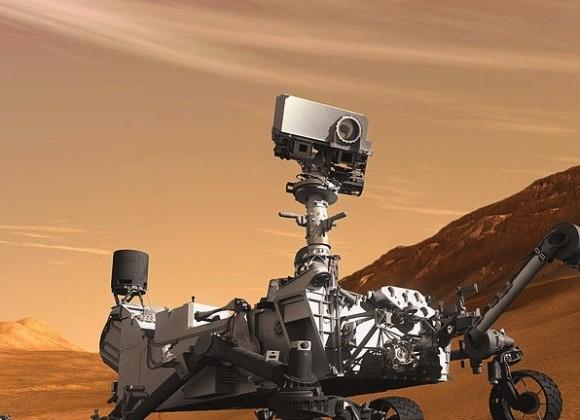 NASA's Curiosity expecting dust storms on surface of Mars soon