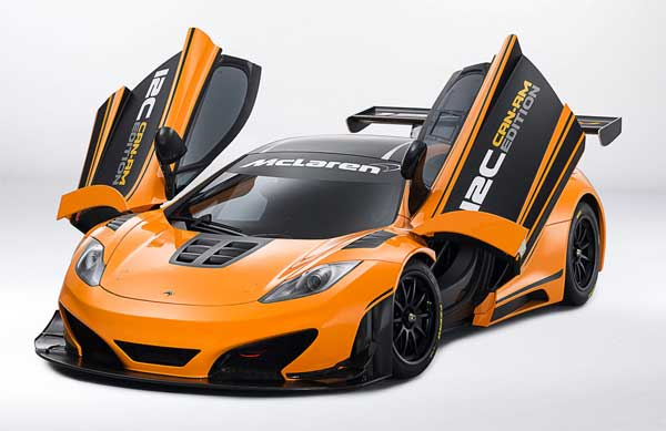 McLaren 12C Can-Am Edition racing concept is pure car porn