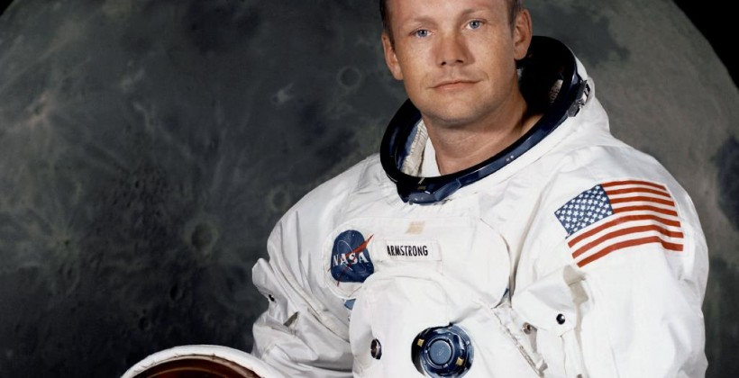 First man on the Moon Neil Armstrong dies at 82
