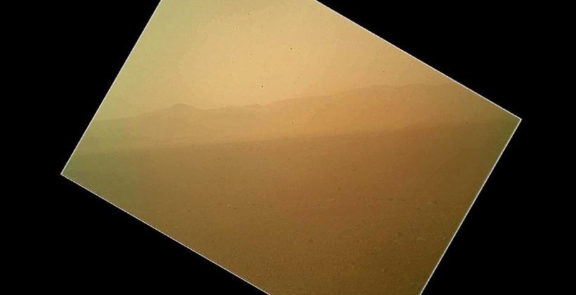 NASA reveals Curiosity descent video and new Mars photos