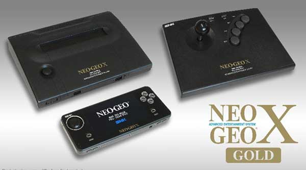 Neogeo X Gold to launch globally for $199.99