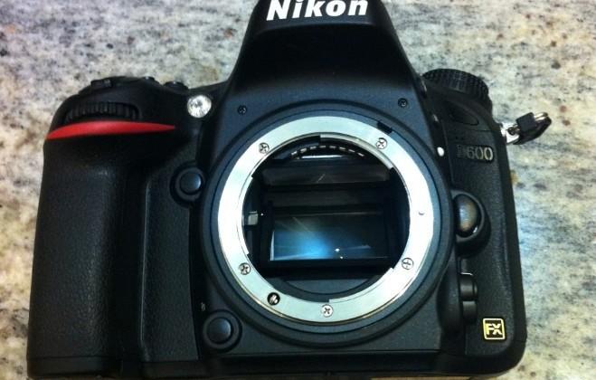 Nikon D600 full-frame DSLR tipped for September
