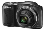 Nikon Coolpix L610 offers 16MP and 1080p for $250