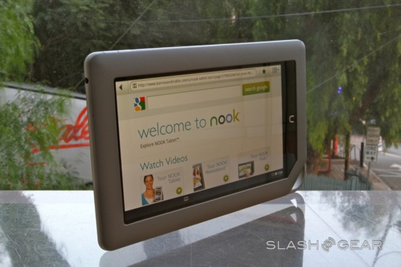 Barnes & Noble cuts prices on Nook Tablet and Nook Color